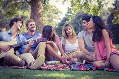 amici-felici-un-parco-che-ha-un-picnic-54771546