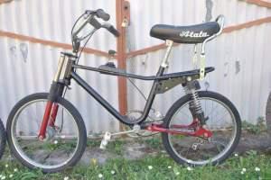 bici tipo custom